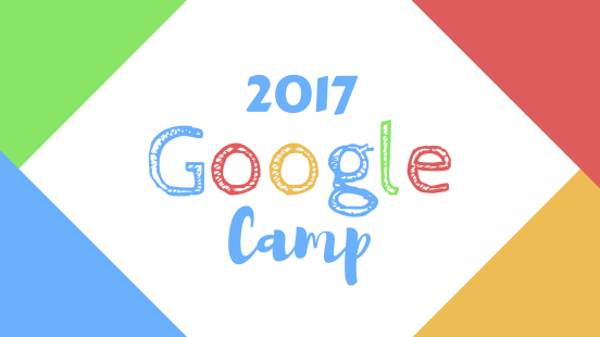 Genesee ISD Google Camp 2017