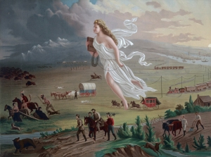 Image of US History Manifest Destiny