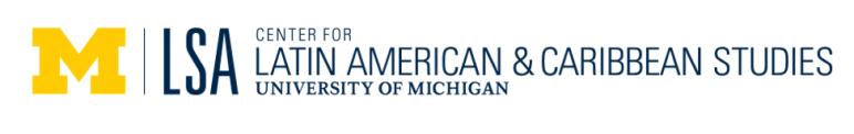 University of Michigan Latin American Studies Icon